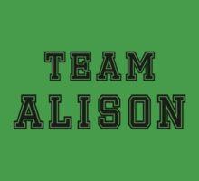 Team Alison Baby Tee