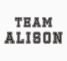 Team Alison Kids Tee