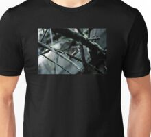 Crow Butterfly Unisex T-Shirt