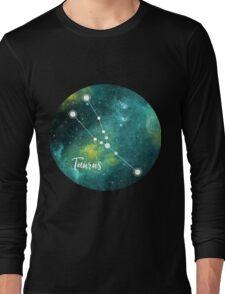 Taurus Zodiac Sign, April 20 - May 20 Long Sleeve T-Shirt