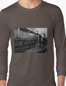 Hasbrouck Heights, NJ - Bendix Diner Long Sleeve T-Shirt