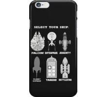 Star Wars Ship iPhone Case/Skin