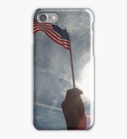 American Born iPhone Case/Skin