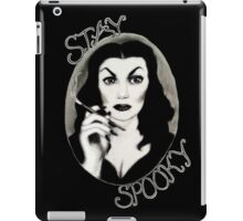 Stay Spooky Vampira iPad Case/Skin