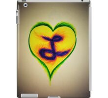 Feathered Colors iPad Case/Skin