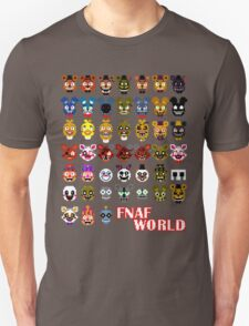 FNAF World T-Shirt