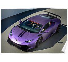 Not a Vorsteiner Lamborghini Huracan Novara :) Poster