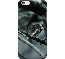 Crow Butterfly iPhone Case/Skin