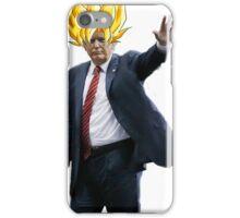 Super Saiyan Trump iPhone Case/Skin