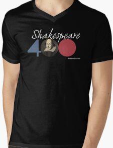 Shakespeare 400 Mens V-Neck T-Shirt
