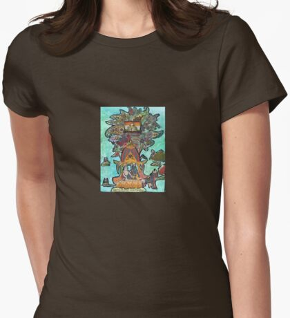 India Travel(Taking The Road Less Traveled) T-Shirt