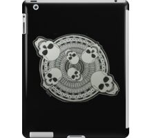SKULL SPINNER iPad Case/Skin