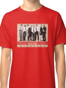 The West Wing Retro Poster Classic T-Shirt