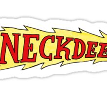Neck Deep - Sticker Sticker