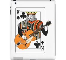 Electro King iPad Case/Skin
