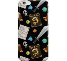 Tools of The Trade Pattern iPhone Case/Skin