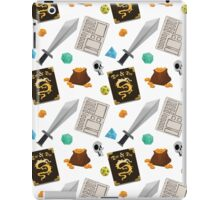 Tools of The Trade Pattern iPad Case/Skin
