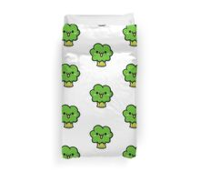 Cute broccoli Duvet Cover