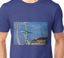 London Hawk-Eye Unisex T-Shirt