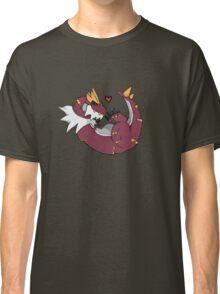 Tyrantrum Love Belly Rubs Classic T-Shirt