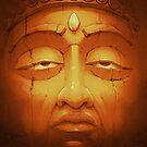 Buddha II by Lukas Brezak