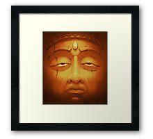 Buddha II Framed Print