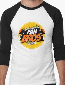 FanBros Full Logo Men's Baseball ¾ T-Shirt