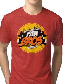FanBros Full Logo Tri-blend T-Shirt