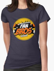 FanBros Full Logo Womens Fitted T-Shirt