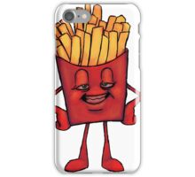 French Fry High iPhone Case/Skin