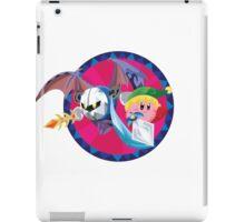 Kirby and Metaknight iPad Case/Skin