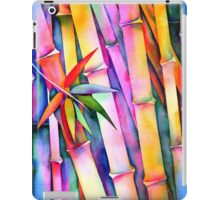 Seven Leaves of Bamboo iPad Case/Skin