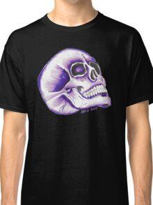 VIOLET SKULL Classic T-Shirt