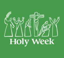 Holy Week Baby Tee