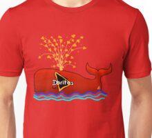 Dorito Whale Unisex T-Shirt