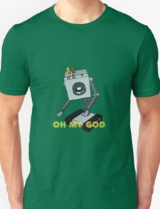 Rick and Morty // Butter Robot Unisex T-Shirt