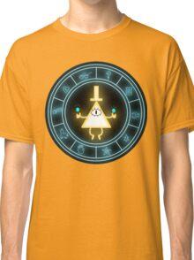 Bill Cipher Wheel Classic T-Shirt