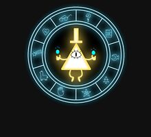 Bill Cipher Wheel Unisex T-Shirt