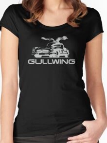 The classic Gullwing Women's Fitted Scoop T-Shirt