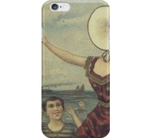 In The Aeroplane Over The Sea iPhone Case/Skin