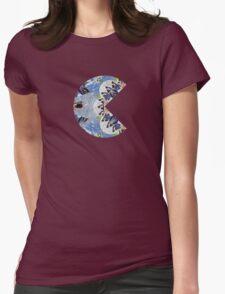 """C"" Australia Womens Fitted T-Shirt"