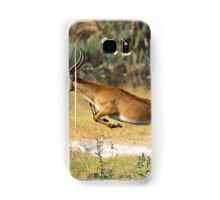 Leaping Lechwe Samsung Galaxy Case/Skin