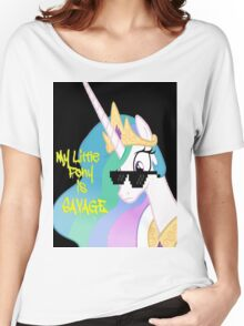 MLP For Life Women's Relaxed Fit T-Shirt