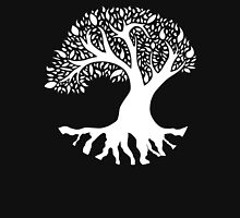 Tree of Peace - White Unisex T-Shirt