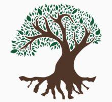 Tree of Peace - Color Kids Tee