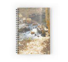 Scenic Stream  Spiral Notebook