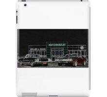 Chevy Muscle Cars iPad Case/Skin