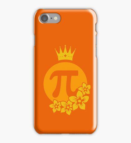 Queen of Pi VRS2 iPhone Case/Skin