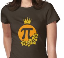 Queen of Pi VRS2 Womens Fitted T-Shirt