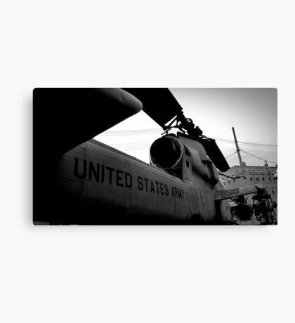 US Army Canvas Print